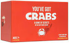 EXPLODING KITTENS You've Got Crabs Board Game