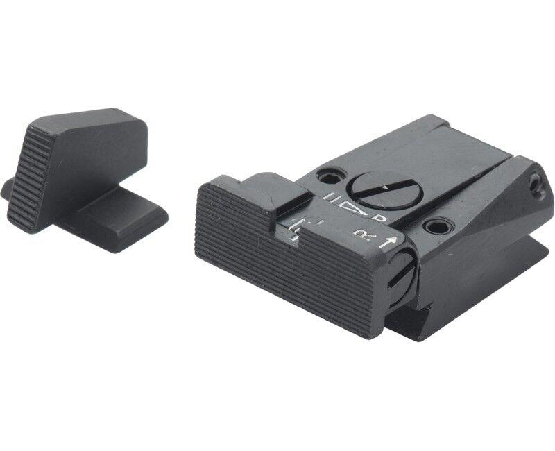 LPA sight P7 set for H&K P7 sight a20566
