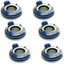 Intex River Run I Inflatable Water Floating Tubes (6 Pack) - 6X58825EP