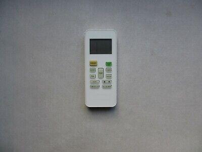 Remote Control For Pioneer WYE009GMFI15RL WYS024GMFI22RL A//C Air Conditioner
