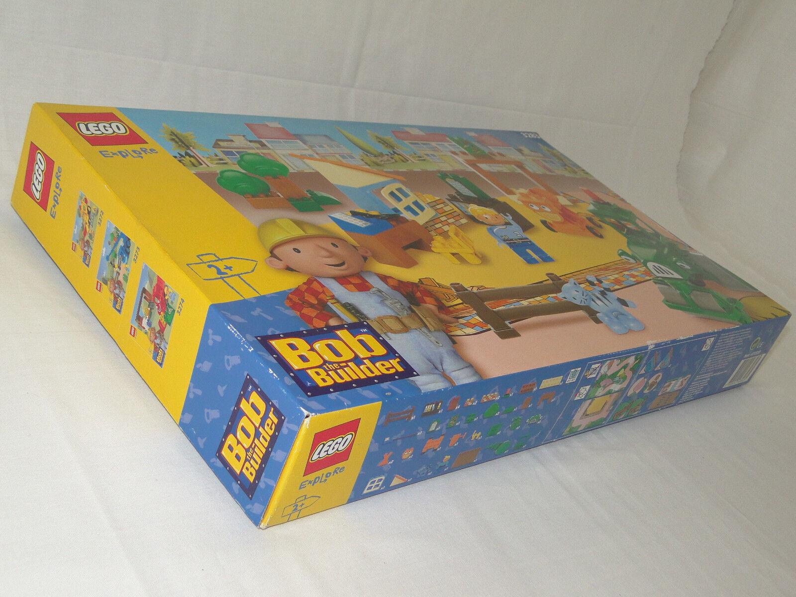 Lego Explore Bob Baumeister 3283 3283 3283 Mixi Vogelbeobachtung Dizzy´s Birdwatch NEU OVP 12a414