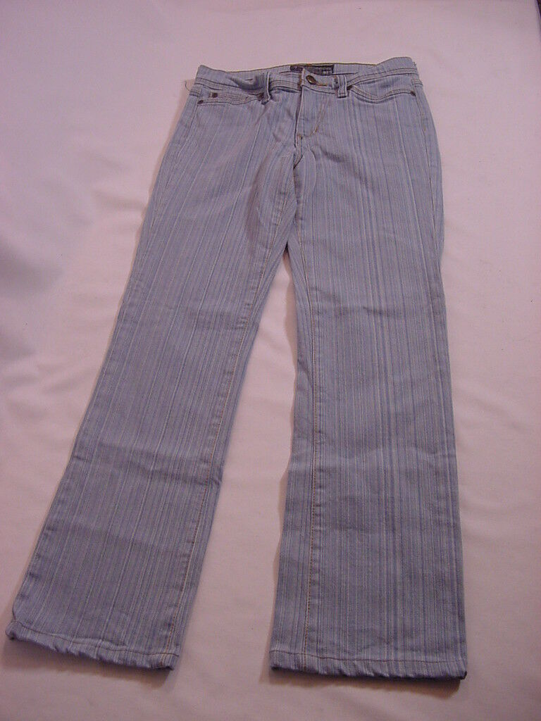 Joe Jeans - Cute Tiny Stripes - Women's Size 26