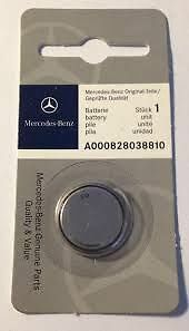 Mercedes benz remote key entry battery e350 e430 e550 for Mercedes benz key battery