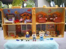 Playmobil 3 x Oberkörper rosa mit Arme gebogen Frau Inlet Puppenhaus top