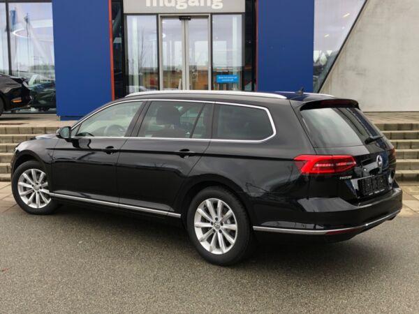 VW Passat 2,0 TDi 150 Highl. Prem. Vari. DSG - billede 4