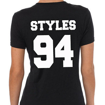 ONE DIRECTION HARRY STYLES SHIRT S-XXL 1D LOUIS NIALL TOMILSON HORAN HIPSTER