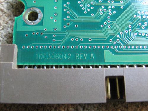 """Seagate 3.5/"""" Hard Drive PCB Logic Circuit Board 100306042 REV A U Series 9"""