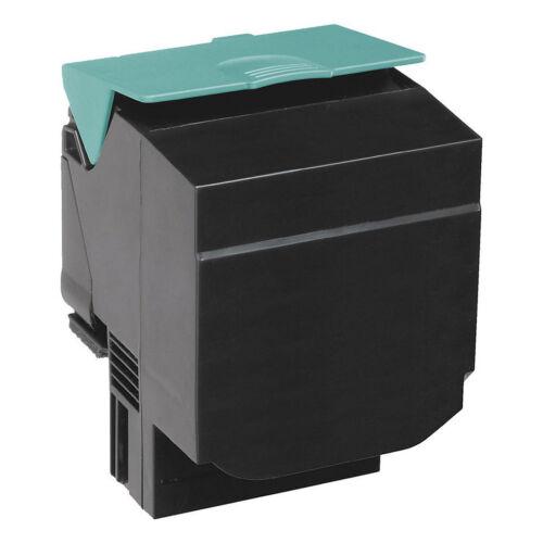 Lexmark C540H1KG Black Toner Cartridge High Yield 2.5K C540 C544 X544 C546 X546