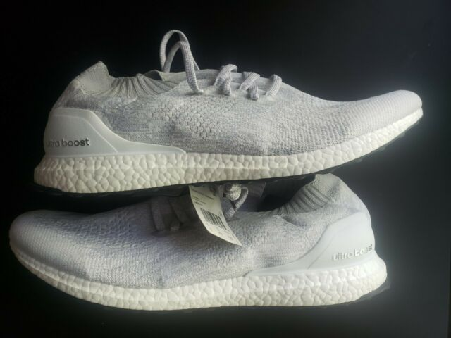 Aproximación salir engañar  NEW Adidas Ultraboost Uncaged Cloud White Tint Shoes Men's Size 18 DA9157  RARE for sale online