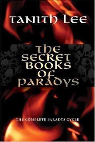 Lee, Tanith The Secret Books Of Paradys - $7.65