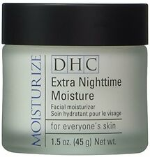 Extra Nighttime Facial Moisturizer - Helps soften and promote collagen by DHC