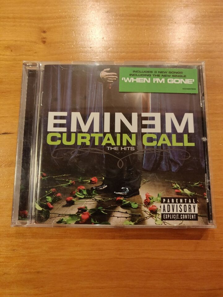 Eminem: Curtain Call - The Hits, hiphop