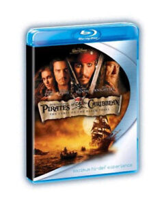 Pirati-Di-The-Caribbean-The-Curse-Of-The-Black-Pearl-Blu-Ray-Nuovo-Comprare