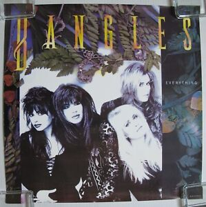 BANGLES-Everything-1988-Columbia-US-PROMO-POSTER-Eternal-Flame-Susanna-HOFFS