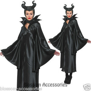 Details About C970 Licensed Womens Maleficent Movie Halloween Disney Adult Costume