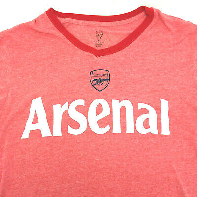 ARSENAL FC Gunners EPL Football Soccer Blue T-SHIRT NEW uk england team sports