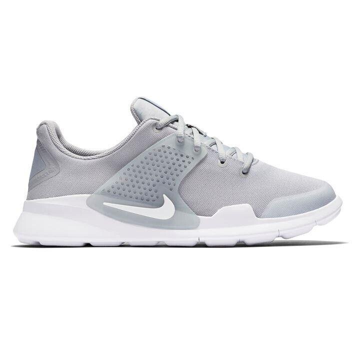 Nike Arrowz Herren Laufschuhe Turnschuhe Turnschuhe Schuhe grau-weiß Gr. 40-48,5
