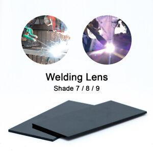 20×Schweißschutzglas 108×50mm Schweißglas/Schweißgläser/Vorsatzgläser DIN 7-9 DE