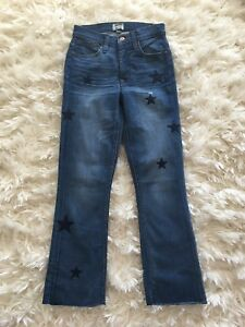 331d5886f7 New J Crew Demi-boot Crop Jean: Star Edition Hemlock Wash Sz 25 ...
