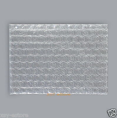 """500 Small Bubble Pouches Envelopes Package Bag 2.5"""" x 3""""_65 x 75mm_Open Top"""