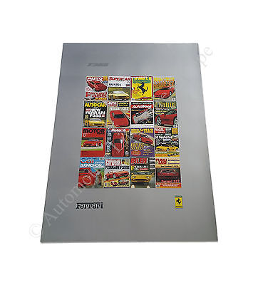 Dealer Poster 68*98cm 975/95 Accessoires & Fanartikel 1995 Ferrari F355 HÄndler