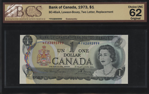 1973-Bank-of-Canada-1-Replacement-FH3895999-BCS-Choice-UNC-62-Original