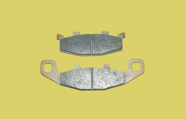 Kawasaki GPZ500S front brake pads (1987-2001) FA129 type - single disc models