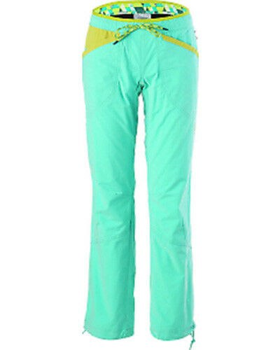 La Sportiva Women Sharp Pant (S) Mint   Citronelle