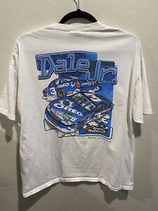 Dale-Earnhardt-Jr-Chase-Authentics-XL-T-Shirt-Vintage-Nascar-Team-Nabisco-3