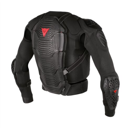 Armoform Manis Safety Jacket Heavy Duty With Removable Back Protector Black M