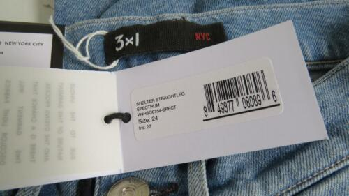 Straightleg' Verzwakte 24264 3x1 'shelter Nwt 'spectrum' jeansbroekmaat 5jR34AL