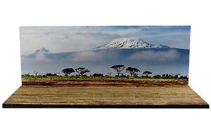 Diorama Kilimandjaro - 1/43ème - #43-2-d-d-027