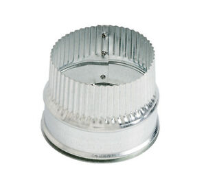 Broan Dc4 4 Quot Duct Collar For Models 636 And 636al Roof Cap