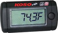 Koso Lcd Temperature Gauge on Sale