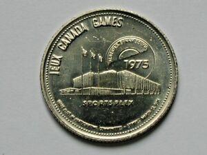 Southern-Alberta-1975-Trade-DOLLAR-Token-with-Lethbridge-Canada-Games-Sportsplex