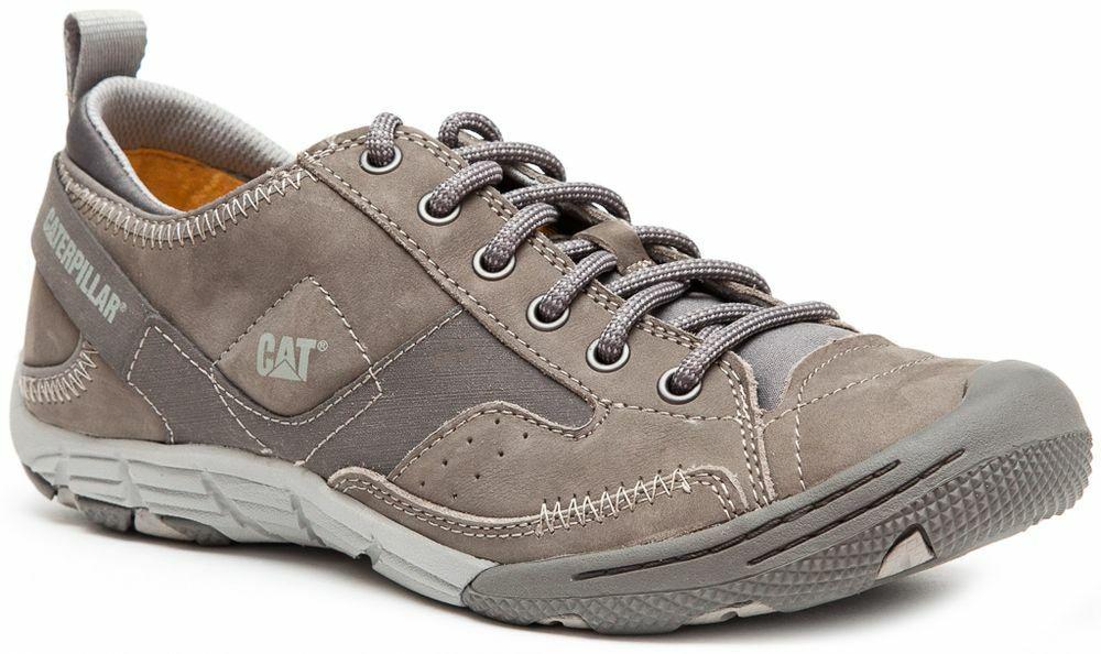 CAT CATERPILLAR Radius P719647 Leather Sneakers Casual Athletic shoes Mens New