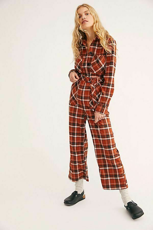 Free People NWT Size 6 All About You Statement Jumpsuit NEW