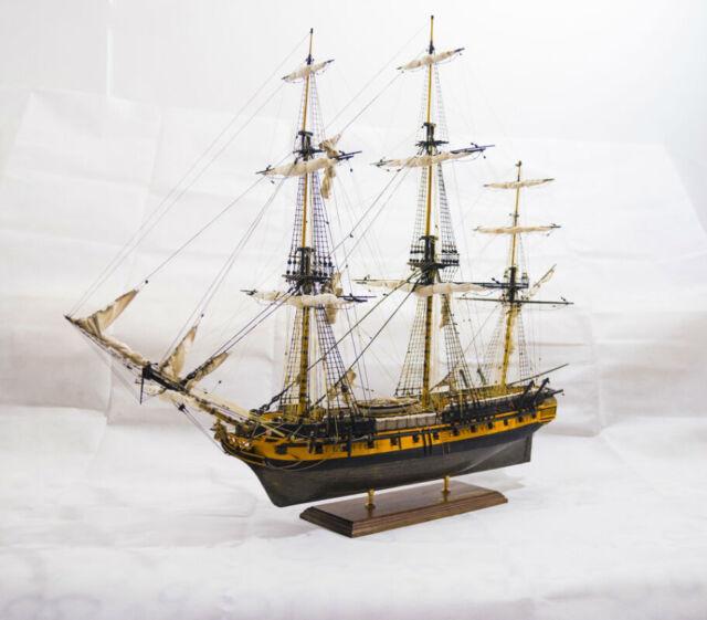 Full Rib Scale 1 75 Model Ship Long Boat Wooden Model Ship