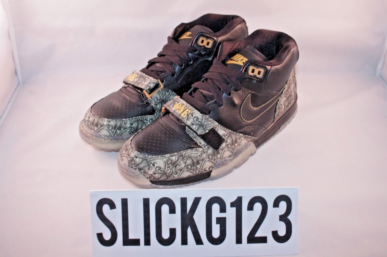 Nike Air Trainer 1 Bo Bo Bo Jackson Premium QS Paid in Full Size 9.5 DS Brand New w Rc c2c083