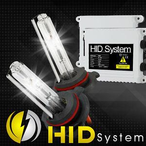 HID System SLIM HID Conversion Kit H4 H7 H11 H13 9003 9005 9006 880 6K 5K Xenon
