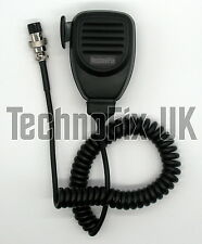 Microphone for Icom transceivers, 8 pin round plug, replaces HM-36 etc.