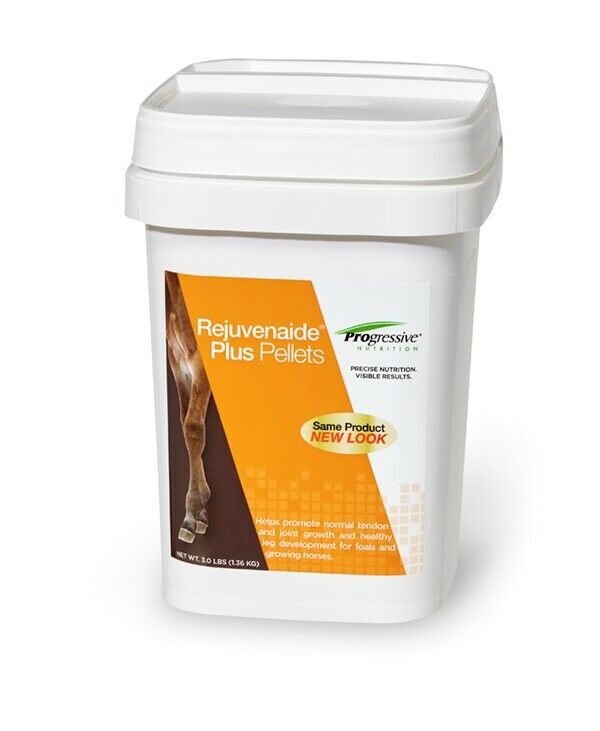 Progressive Nutrition Rejuvenaide Plus  Pellets for foals and growing horses  great selection & quick delivery