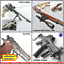 Colt-Python-357-Keyring-Colt-Trooper-Anaconda-Gun-Model-Collectors-Gun-Keyring thumbnail 8