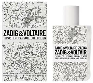 Detalles de Zadig&voltaire This Is Her Eau De Parfum Capsule Collection 50ml