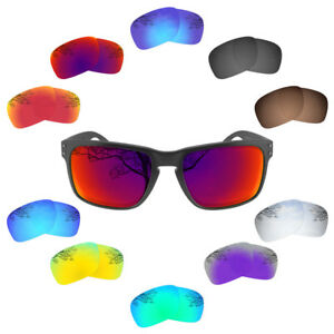aa5f771c7f Image is loading Dynamix-Polarized-Replacement-Lenses-for-Oakley-Holbrook -Multiple-