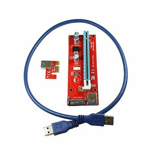 PCI-E-Express-16x-8x-4x-2x-zu-1x-Extender-Riser-Adapter-Card-SATA
