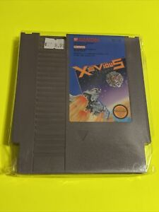 100-WORKING-NINTENDO-NES-CLASSIC-Game-Cartridge-SUPER-FUN-XEVIOUS