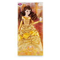 Disney Store Belle 12 Classic Doll With Chip