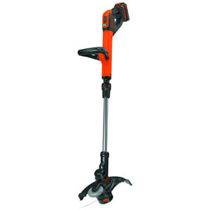 Black & Decker 20V MAX 2.5 Ah Li-Ion 12 in. String Trimmer Kit LST522R Recon