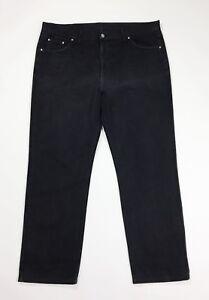 Carrera-jeans-uomo-usato-gamba-dritta-W44-tg-58-denim-boyfriend-straight-T4538